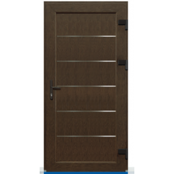 950x2050 Vchodové dvere...