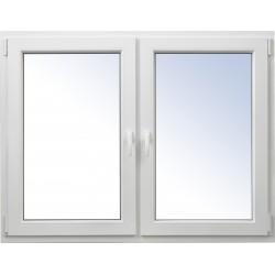 1700x1300 Plastové okno...