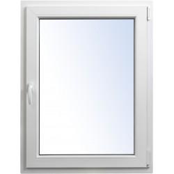 500x500 Plastové okno...